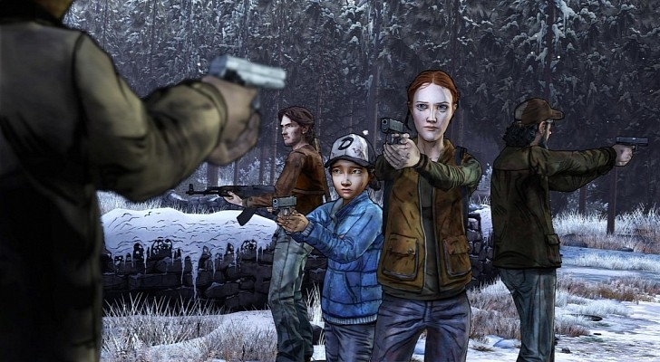 The Walking Dead Season 2 Episode 4 Coming Next Week