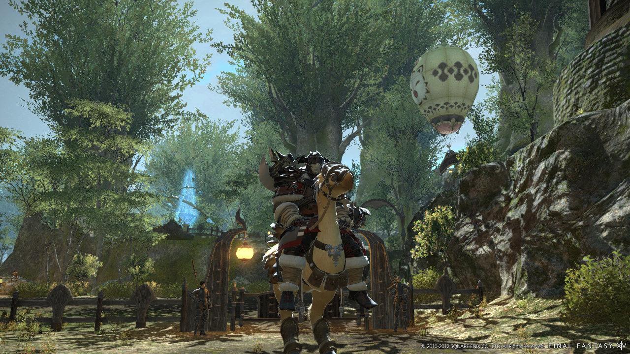 Final Fantasy XIV: ARR Receives Defenders of Eorzea Patch
