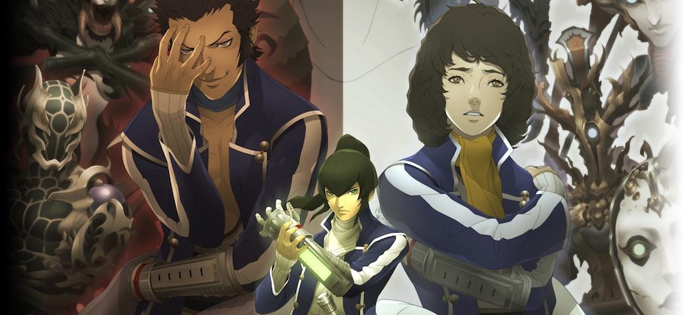 Shin Megami Tensei IV – The Art of Long JRPGs