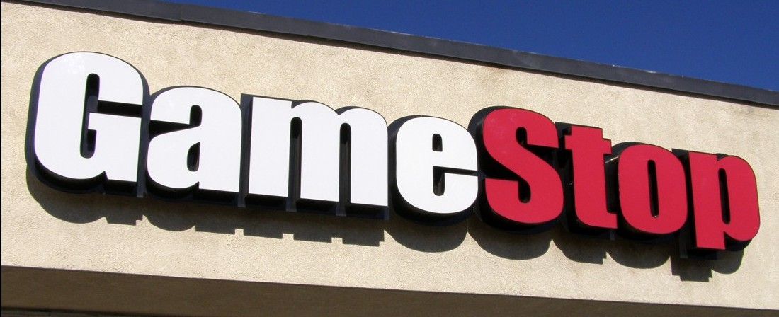 Gamestop system trade in credit