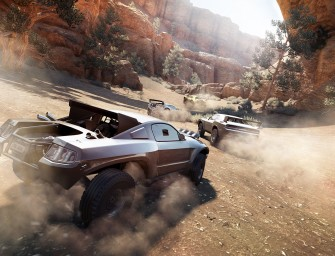 The Crew Shows Off Its Huge Open World