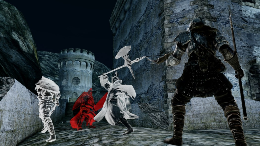 dark souls 2 pvp