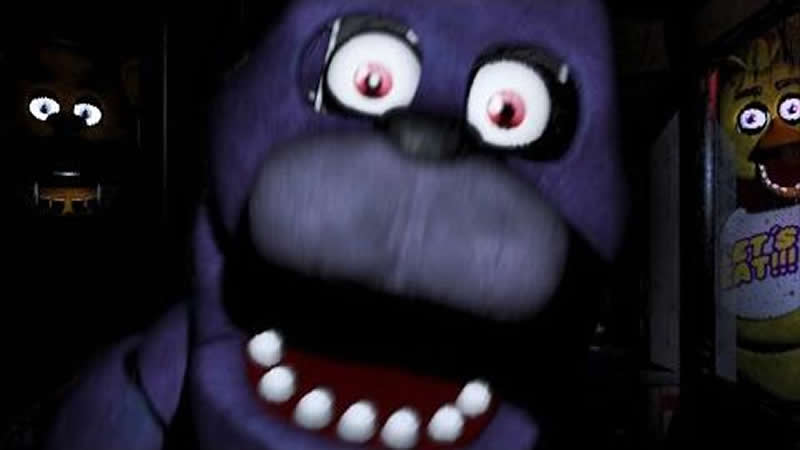 Five Nights At Freddy's Movie Announced