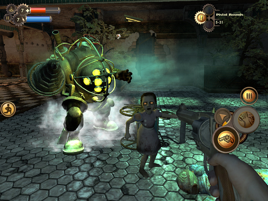 BioShock Coming to iOS