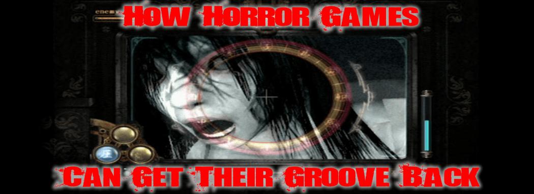 Horror Games Banner