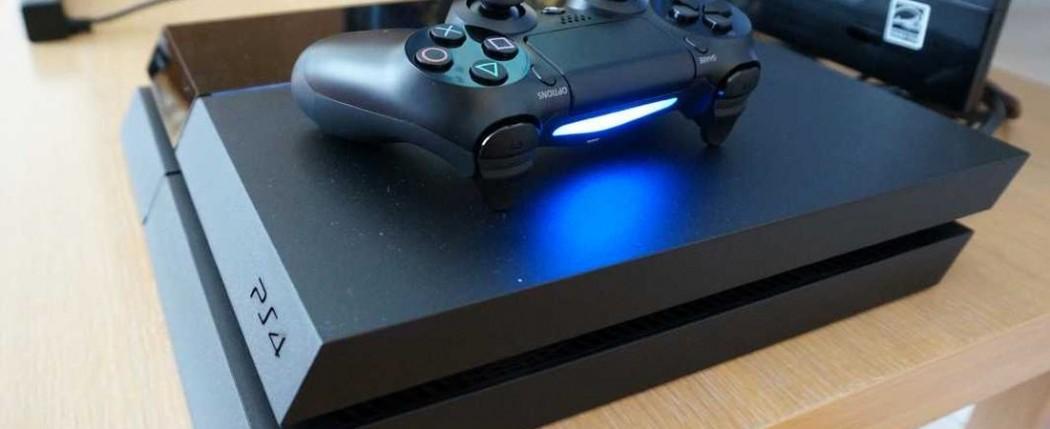 PlayStation 4 desk