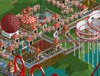 Rollercoaster Tycoon World Announced