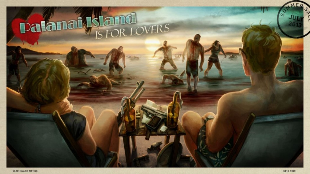 summer sale dead island
