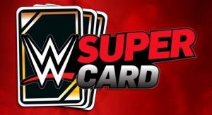 wwe supercard logo