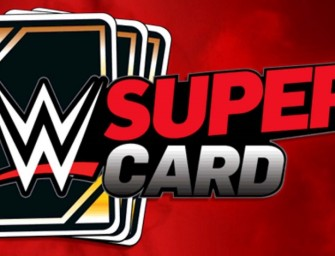 WWE Supercard Review: Mobile Kayfabe Card Collecting