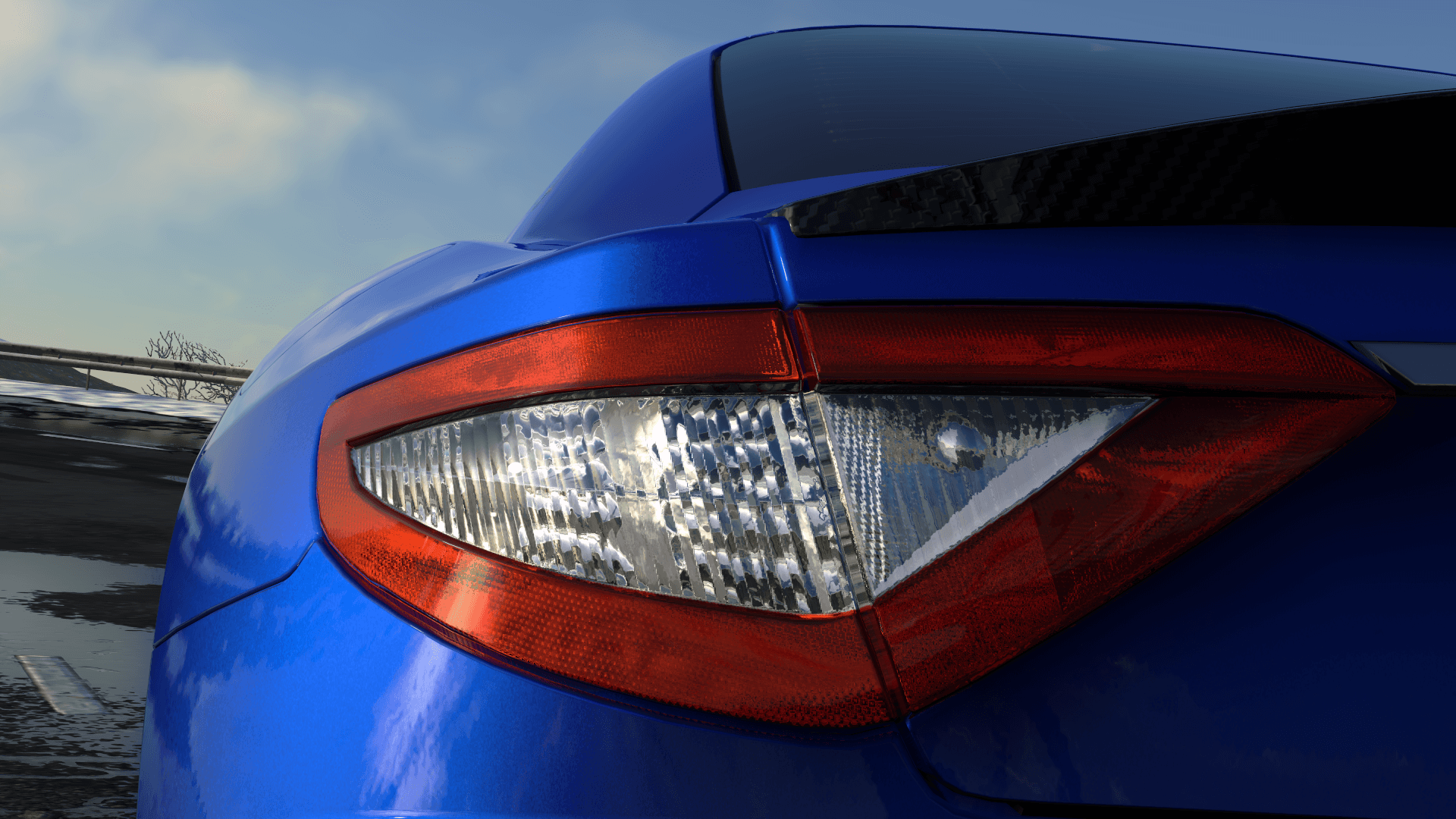 Obviously a lot of polish has gone into Driveclub. Look how shiny this car is!