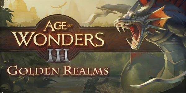 Age of Wonders III golden realms