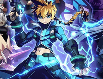 Azure Striker Gunvolt Review: Like a Bolt out of the Blue!