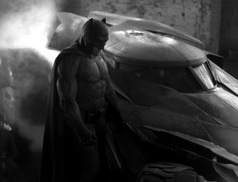 New Batmobile Photos Leaked