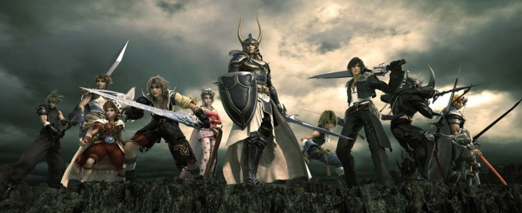 Dissidia Final Fantasy protagonists