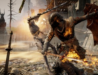 Dragon Age Inquisition Gets New Gameplay Video
