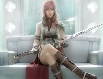 Final Fantasy XIII Coming to PC Next Month