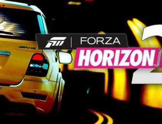 Forza Horizon 2 Boasts New Environment and Game Modes