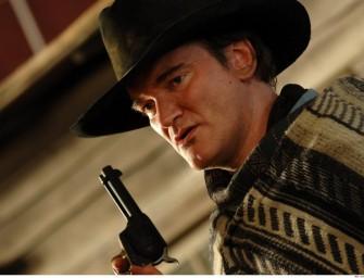 Tarantino's Hateful Eight shoots into Production