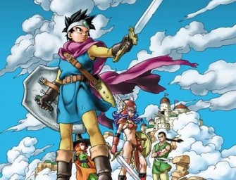 Dragon Quest Heroes Revealed