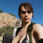 Metal Gear Solid 5: The Phantom Pain 'Quiet' Developer Demo