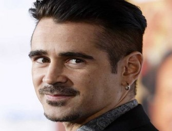 Colin Farrell is a True Detective