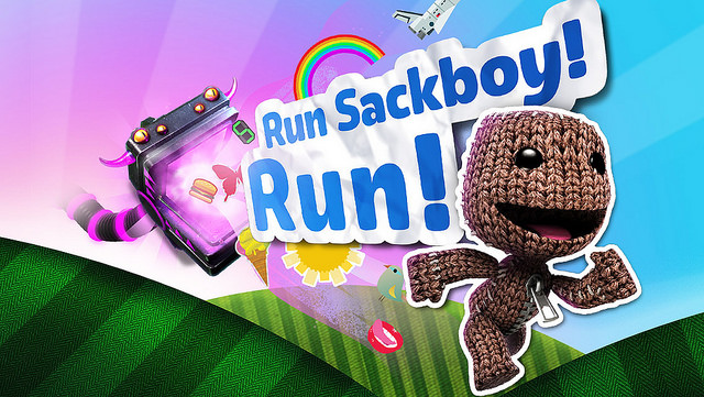 LittleBigPlanet Auto Runner Coming To Vita and Mobile Devices