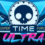 Super Time Force Ultra Review: Time-Wimey Arcade Goodness!