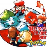 Tales From the Game Shelf – Episode 5: Pokémon Red & Blue