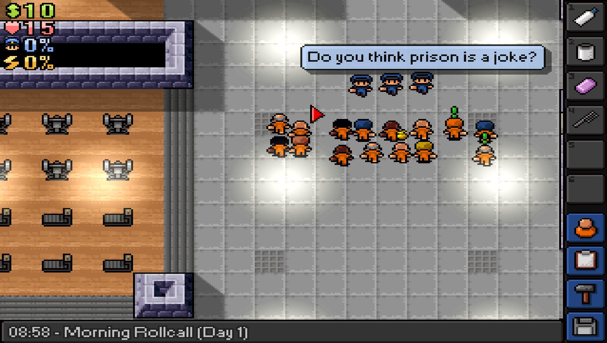 The Escapists SC1