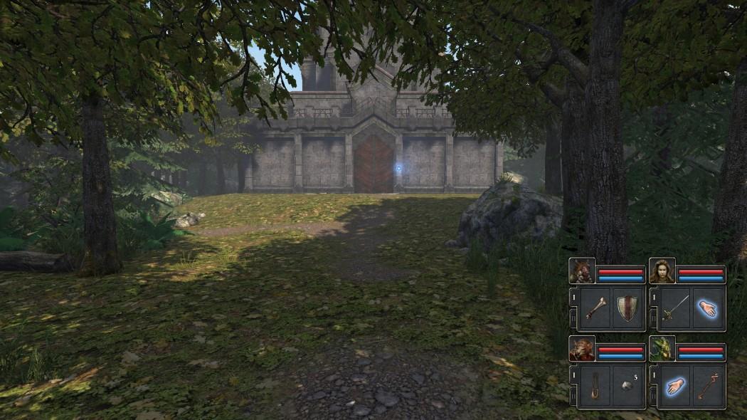 legend of grimrock 2 temple