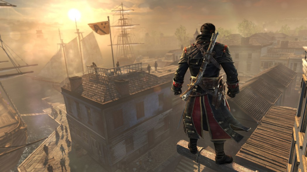 Assassin's Creed Rogue Coming to PC