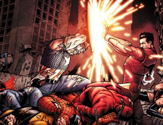 Marvel Announces Its Entire Phase 3 Film Slate