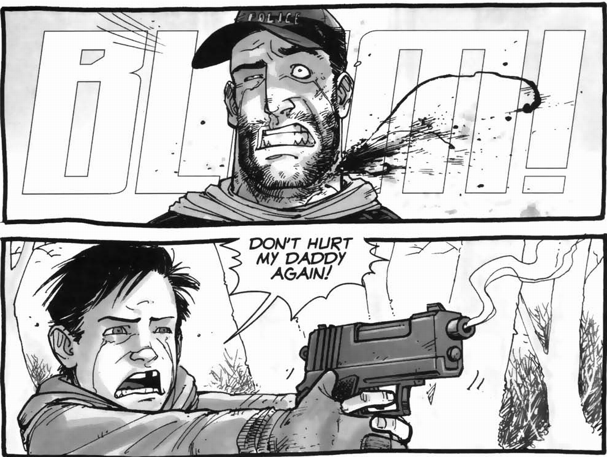The walking dead show vs comic major plot differences