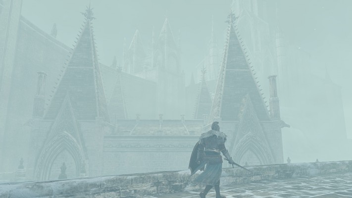 The weather goes a long way and gives the DLC an atmosphere that was absent at points in the base game and DLCs