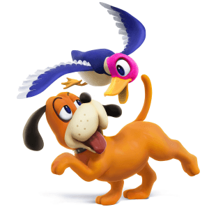 Duck Hunt Dog Duo Smash Bros Leviathyn