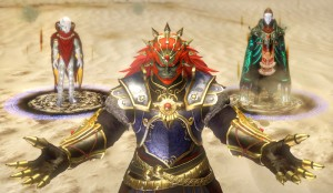Hyrule Warriors Ganon Allies Leviathyn