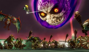 Hyrule Warriors Moon Leviathyn