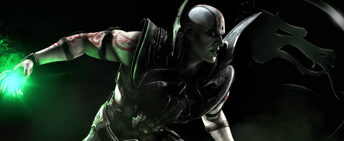 EB Expo 2014: Mortal Kombat X Quan Chi Hands-On Preview