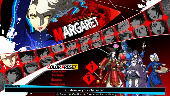 With the new additions to the roster Persona 4 Arena Ultimax manages to almost double its character count which should please fans of the series who were itching for the rest of the characters.