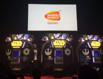 Bandai Namco Reveals New Star Wars: Battle Pod Arcade