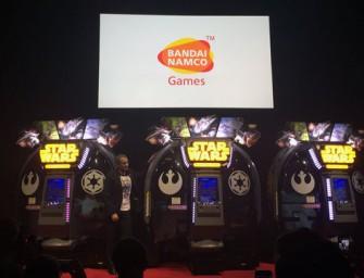 Bandai Namco Reveals New Star Wars: Battle Pod Arcade