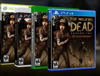 The Walking Dead Season Two Retail Release Date Announced