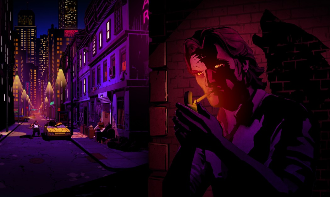 The Wolf Among Us Retail