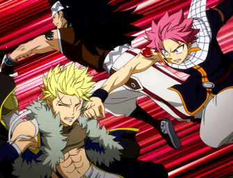 Fairy Tail: Dragon Slayer Generation Confusion