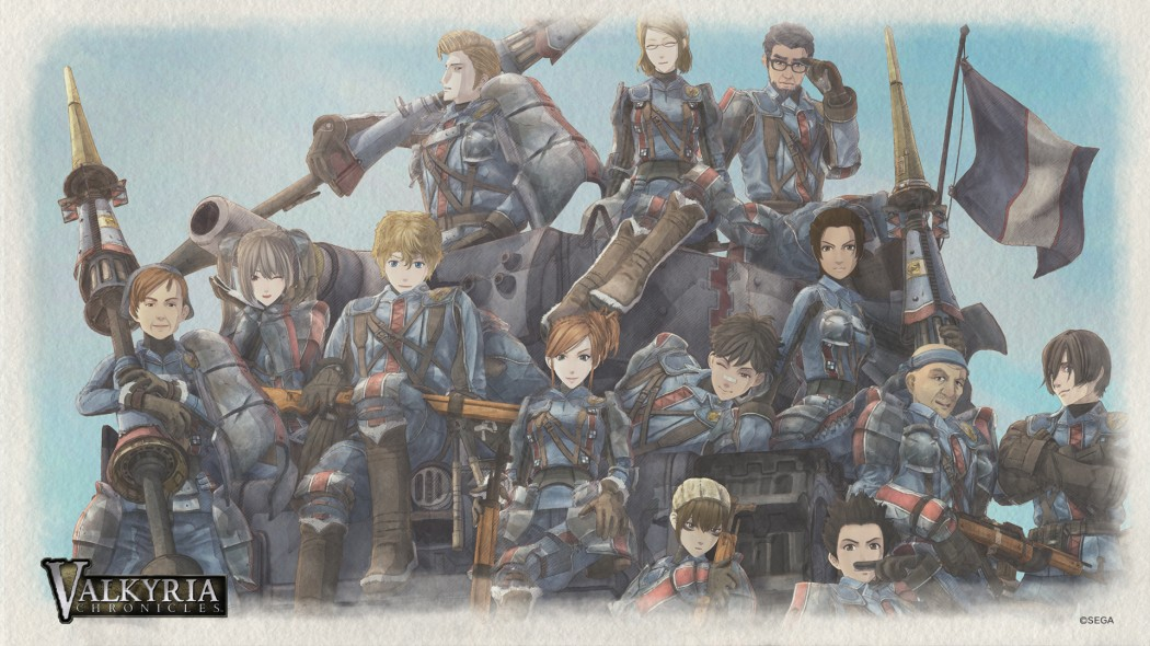 Valkyria-Chronicles-Wallpaper