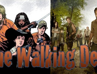 The Walking Dead Show vs Comic: Major Plot Differences