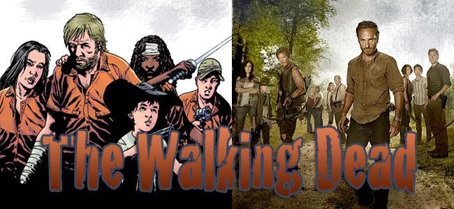 The Walking Dead Show vs Comic: Major Plot Differences