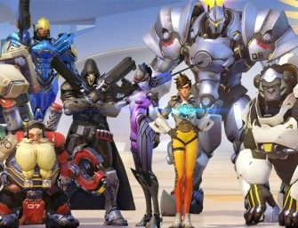 Blizzard Announces New IP, Overwatch