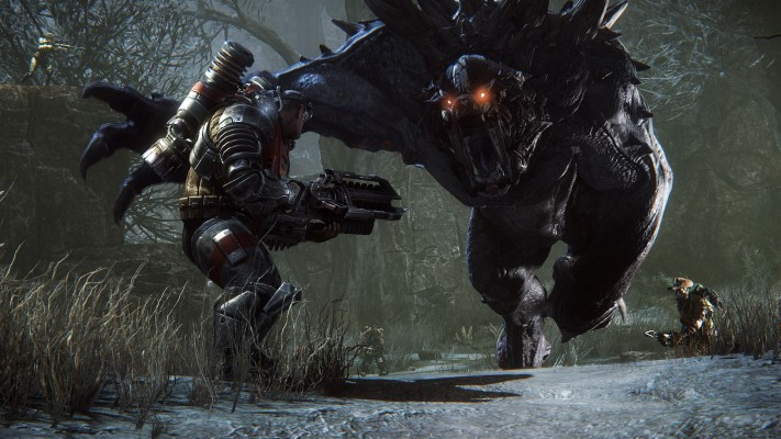 Evolve Big Alpha Impressions 2